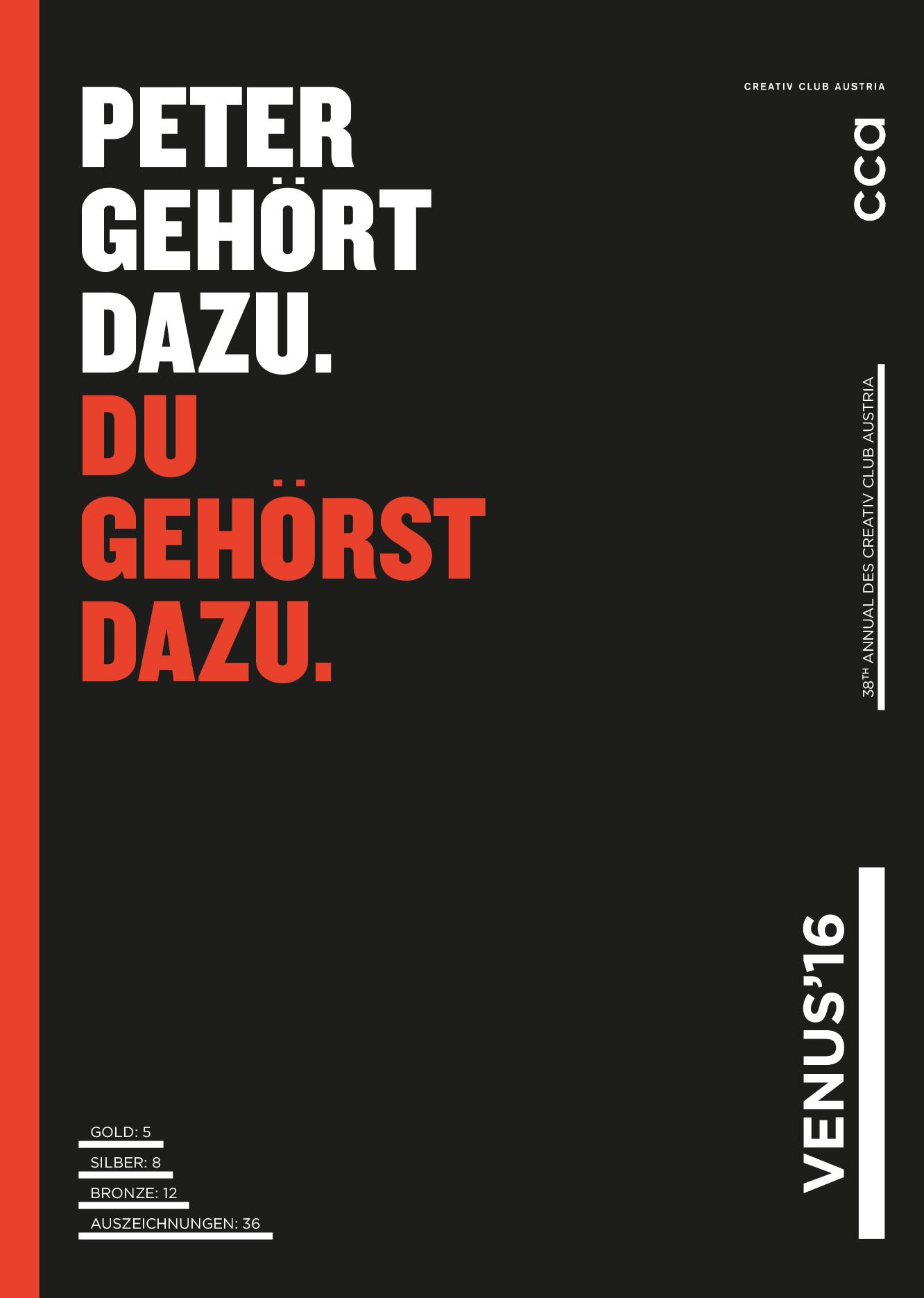 Creativ Club Austria-Annual 16