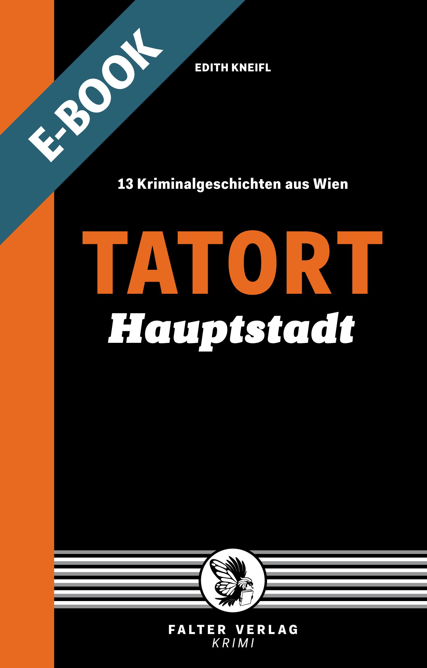 Tatort Hauptstadt - E-Book