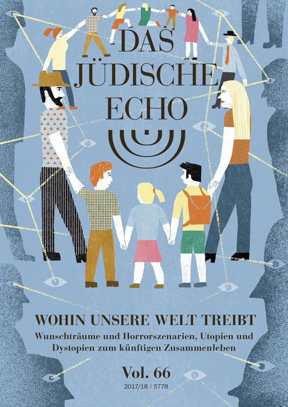 Das Jüdische Echo 2017/18