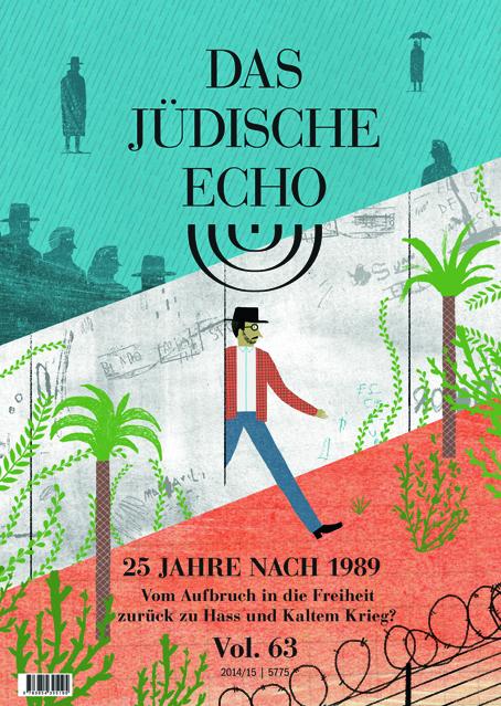 Das Jüdische Echo 2014/15