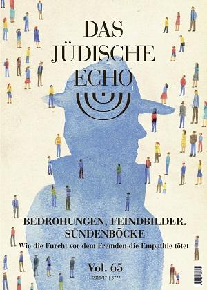 Das Jüdische Echo 2016/17