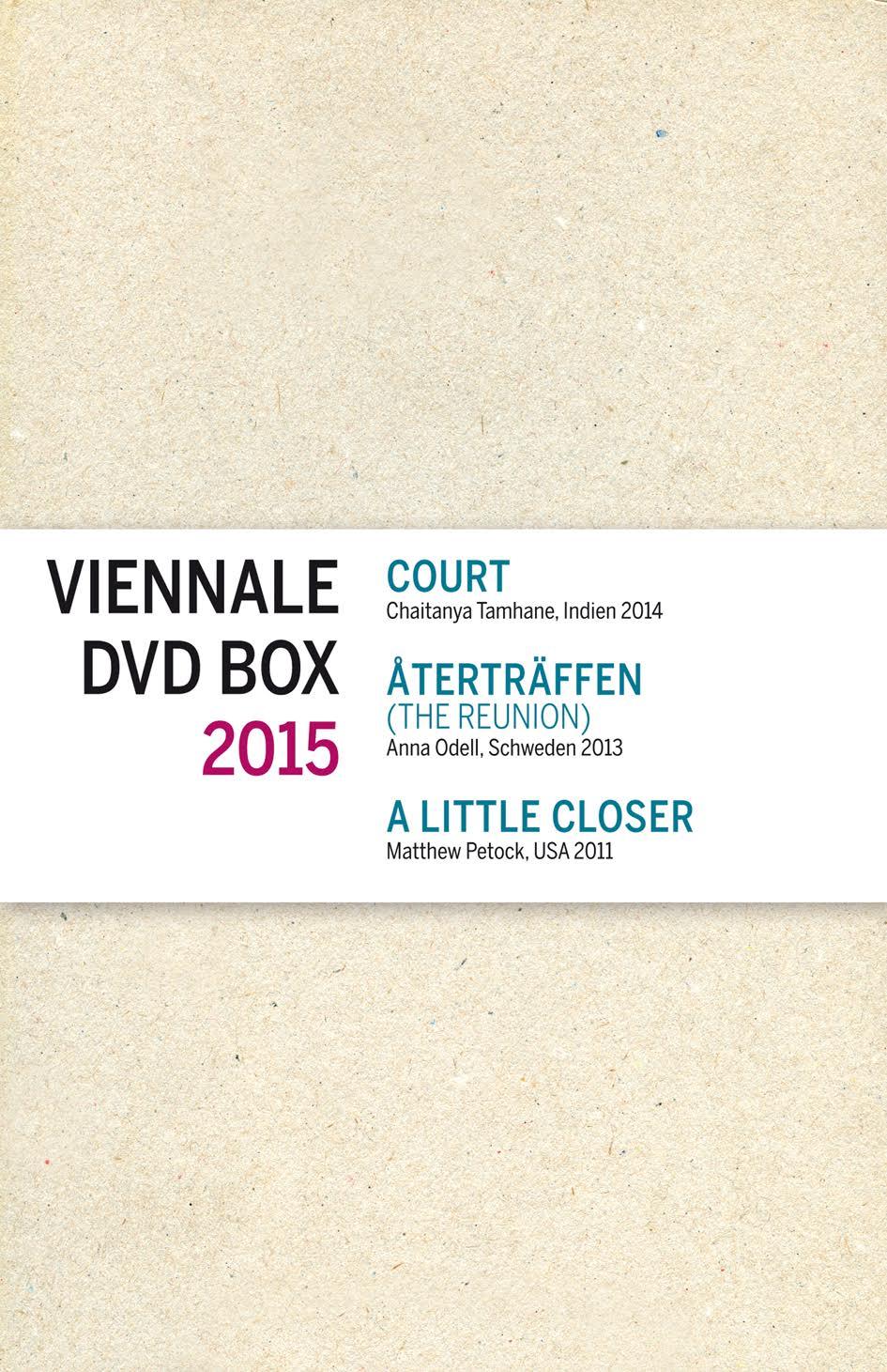 Viennale DVD Box 2015